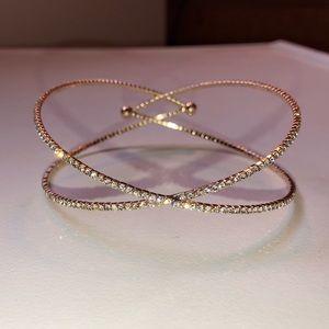 Jewelry - Gold Chocker